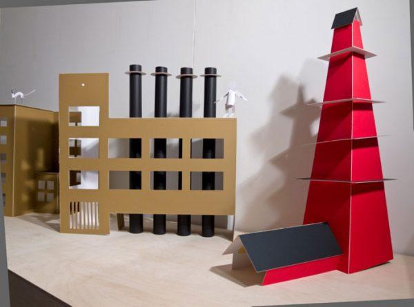 Выставка «Конструктивизм — детям»