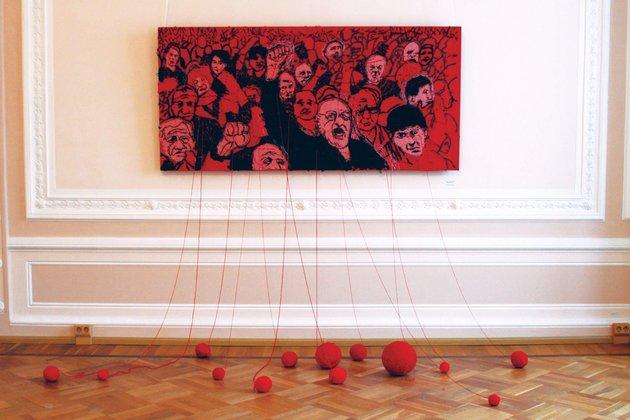 Выставка «Люби эти пламенные мгновенья»