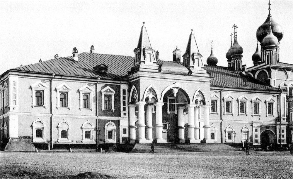 83. Чудов монастырь