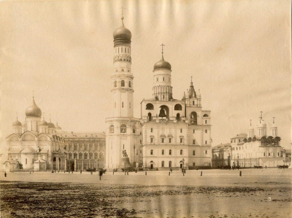 111. Колокольня Ивана Великого