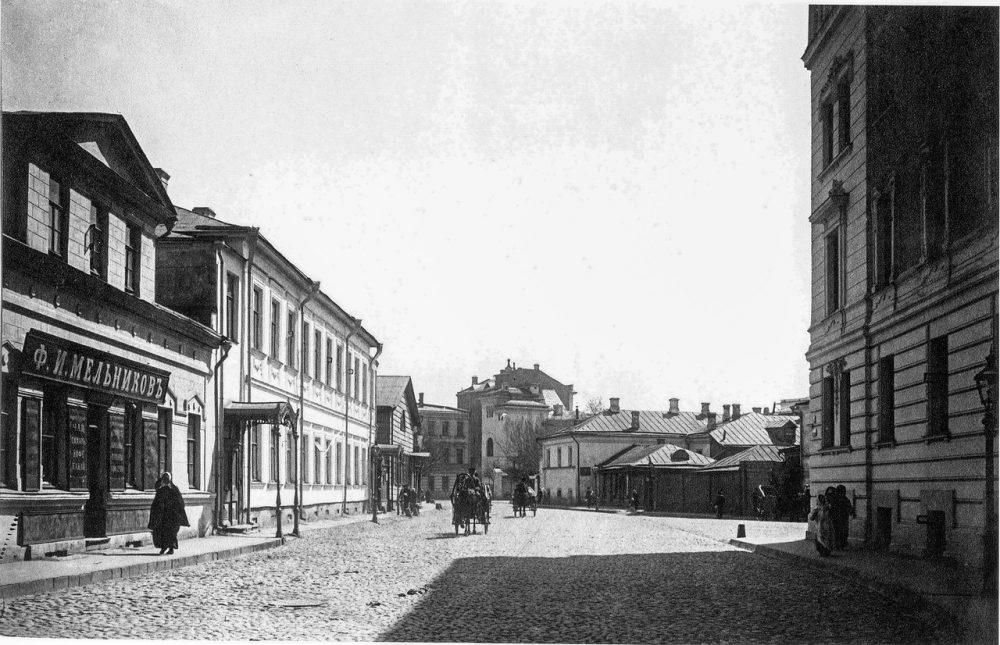 30. Улица Спиридоновка