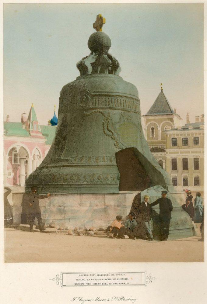 Царь-колокол в Кремле