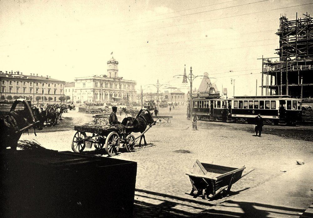 199. Каланчевская улица.1914