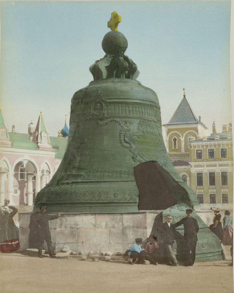 328. Кремль. Царь Колокол