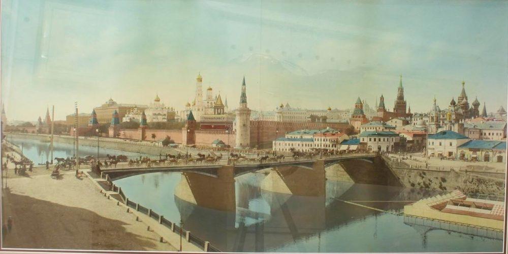 318. Панорама Кремля