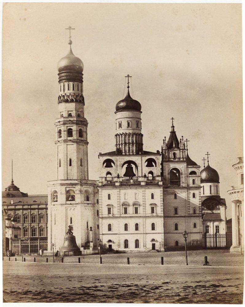 143. Кремль. Колокольня Ивана Великого
