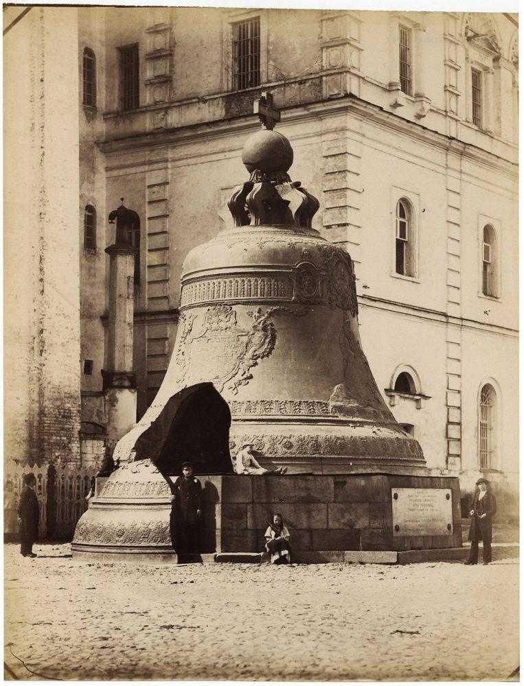 144. Кремль. Царь-колокол.