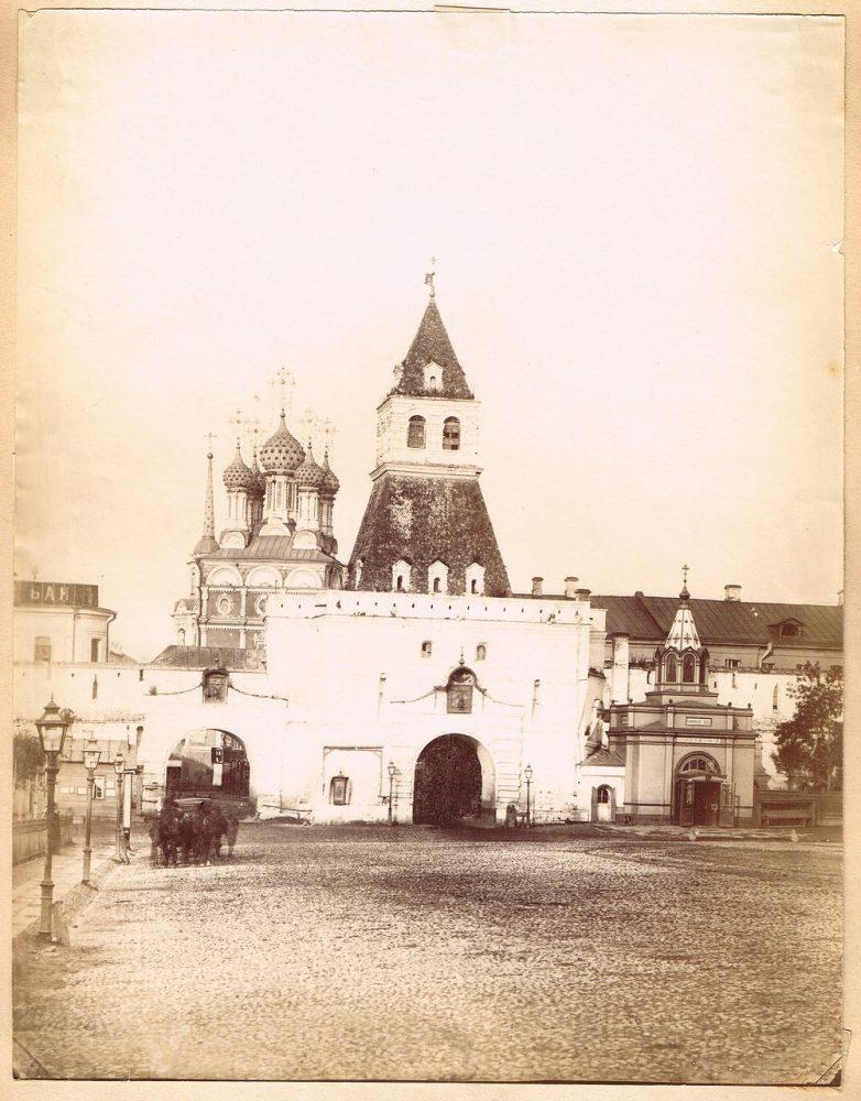 746. Ильинские ворота (прибл. 1870-1880)