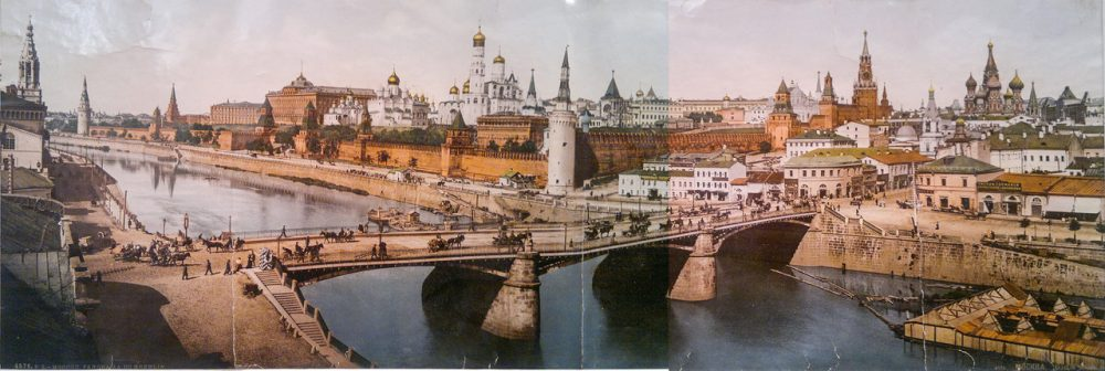 87. Москворецкий мост