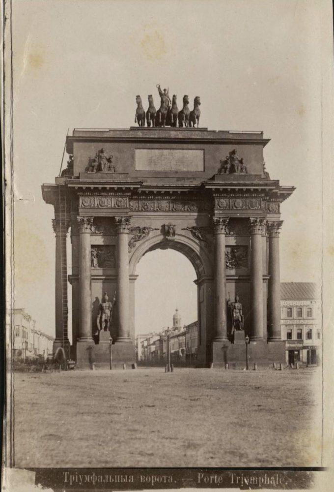 765. Триумфальные ворота