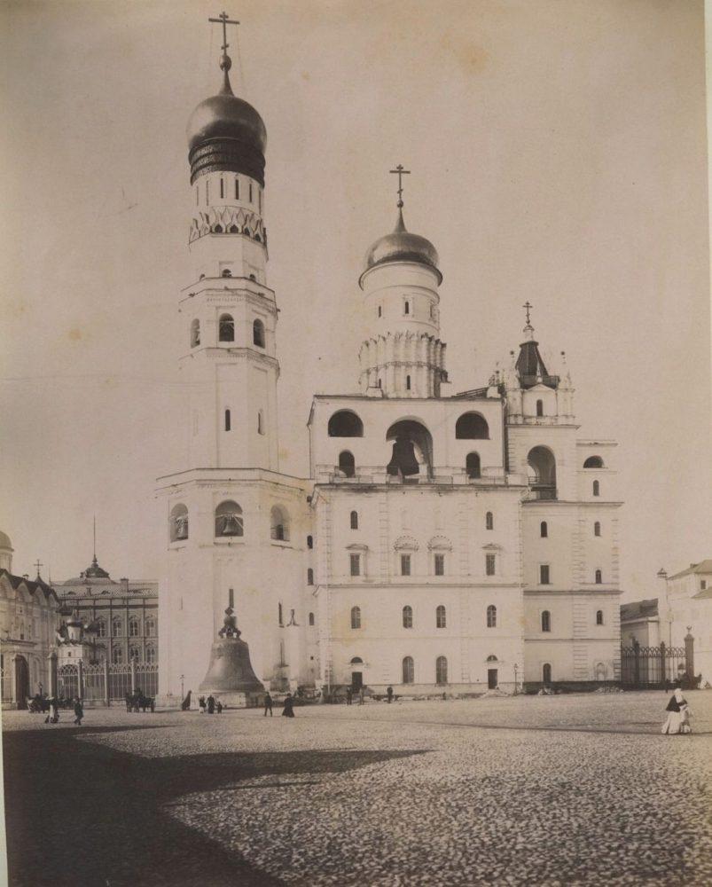 113. Колокольня Ивана Великого