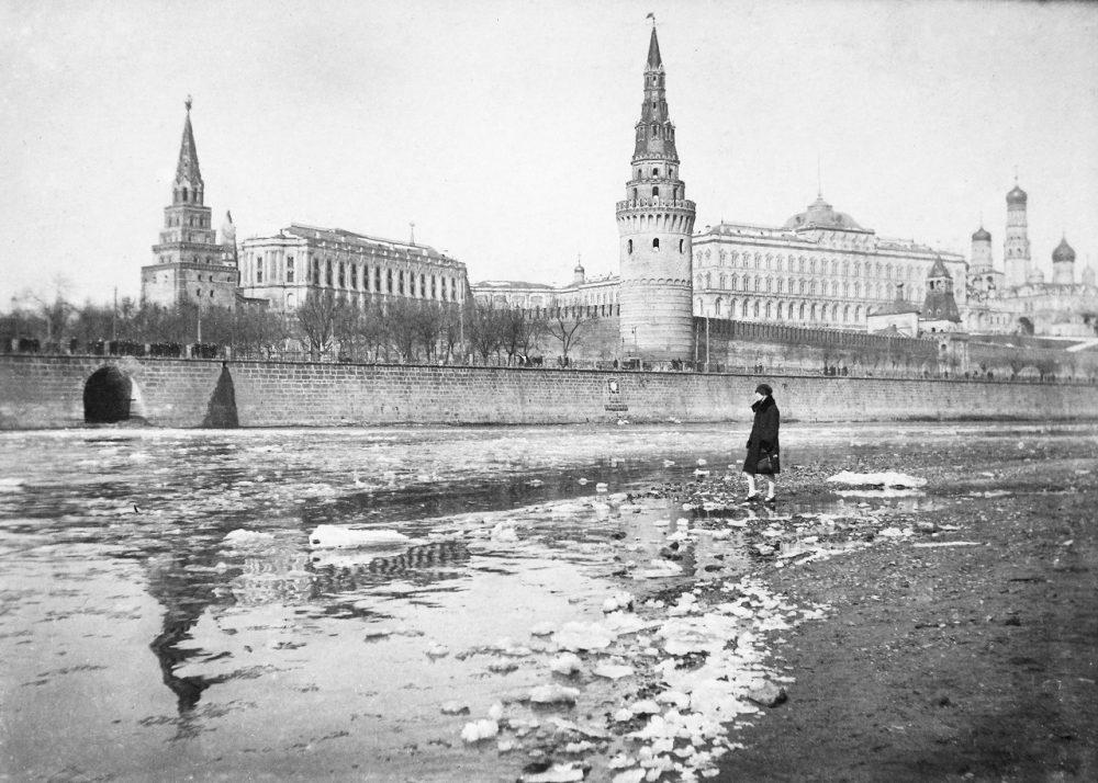 43. Ледоход на Москве-реке