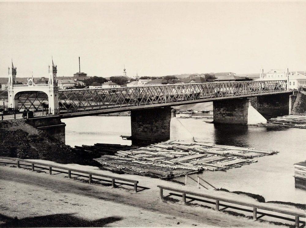 282. Вид Бородинского моста