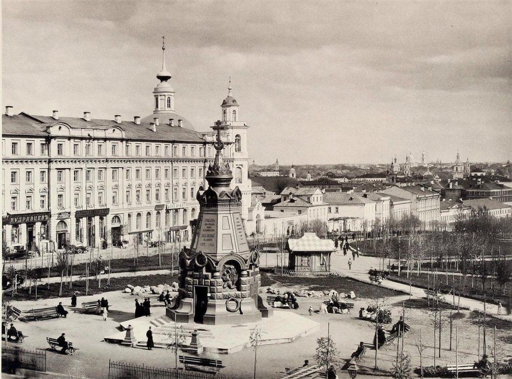 279. Плевненский памятник