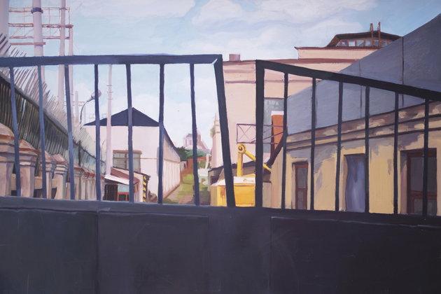 Выставка «Там был город»