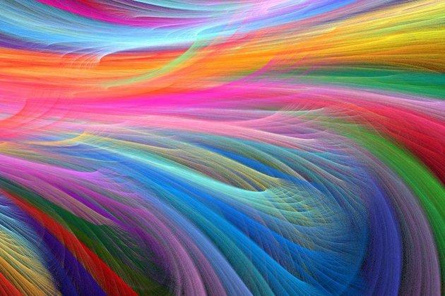 Выставка «Настроение цвета»