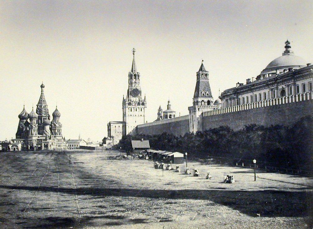140. Красная площадь. 1860-е.