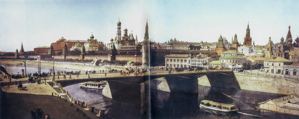 88. Москворецкий мост