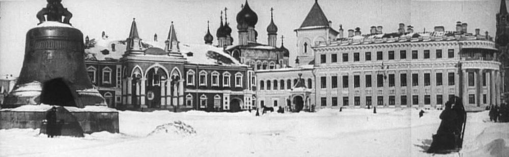 82. Ивановская площадь Московского Кремля