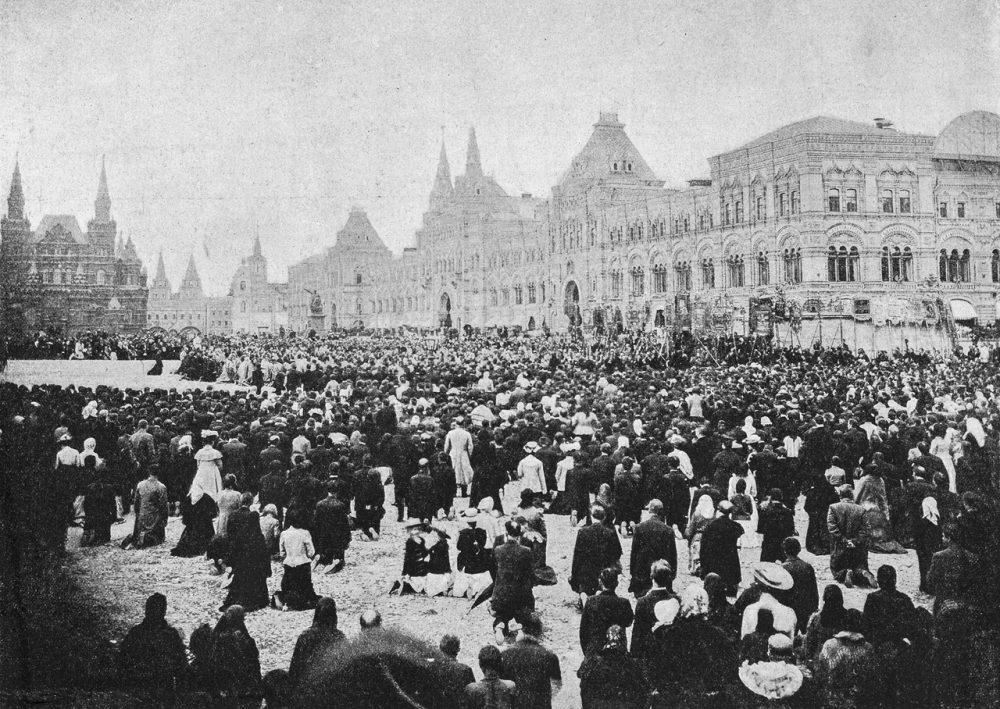 56. На Красной площади