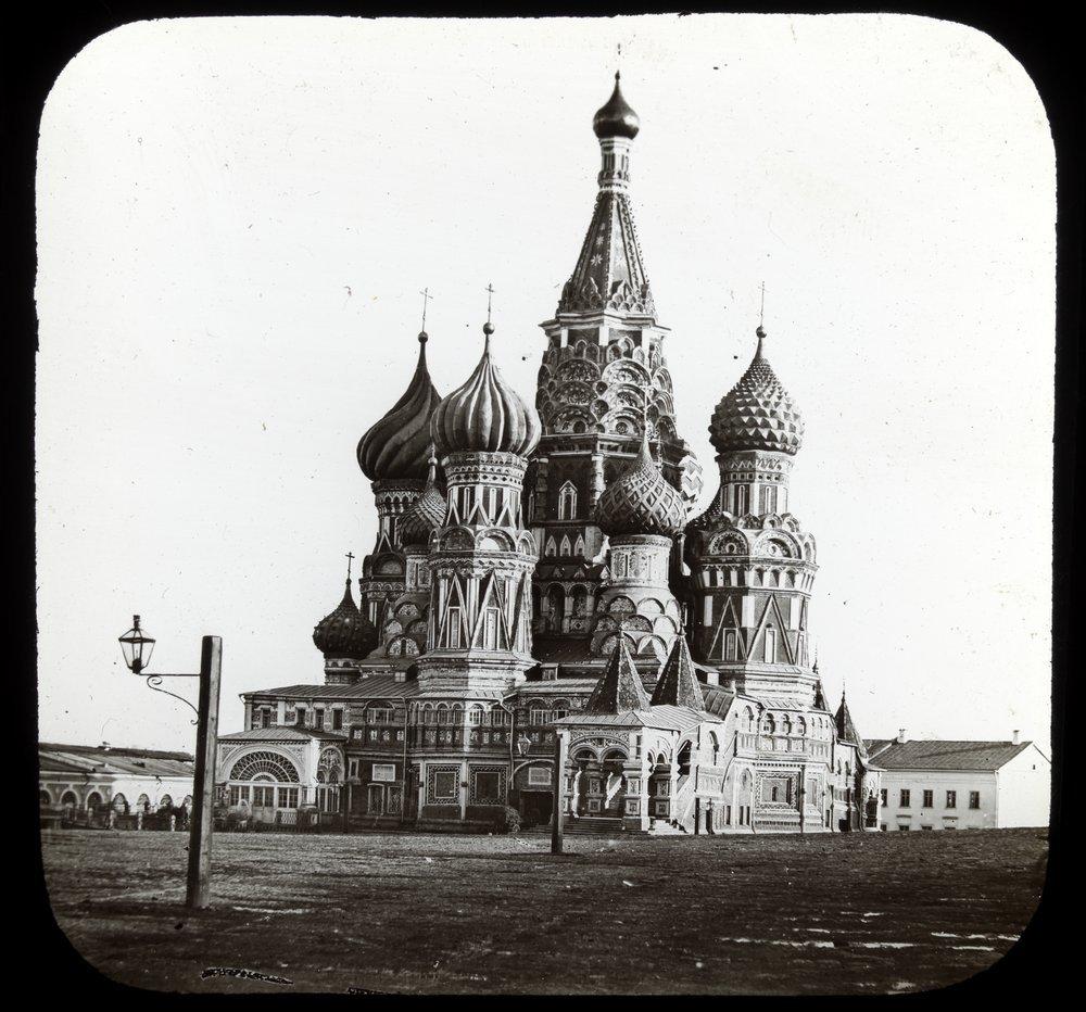 154. Собор Василия Блаженного