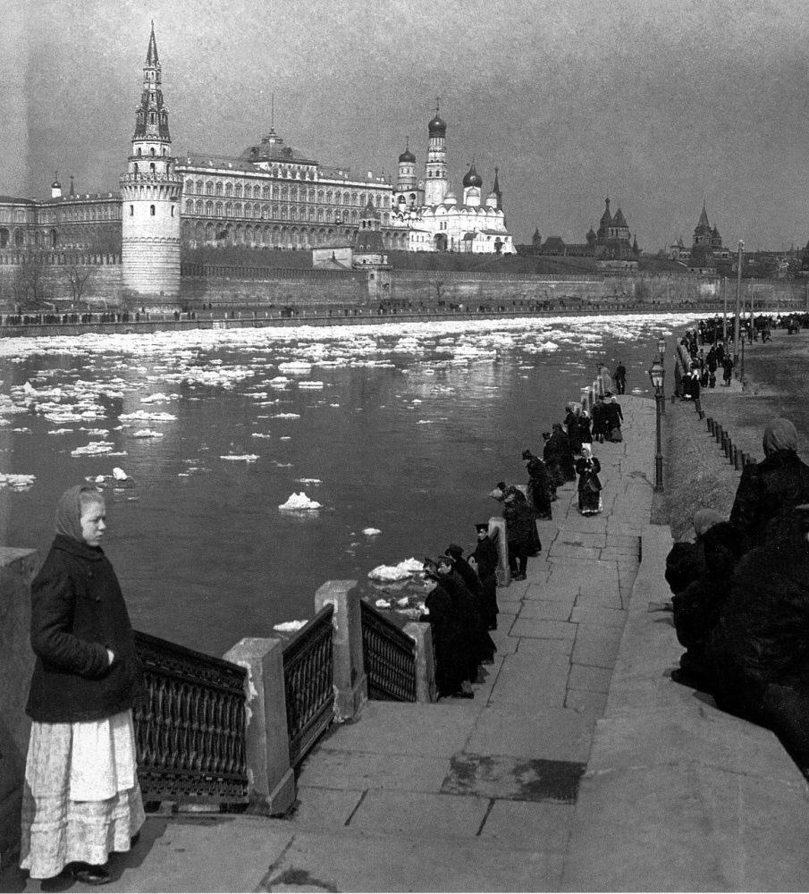 16. Вид на Кремль