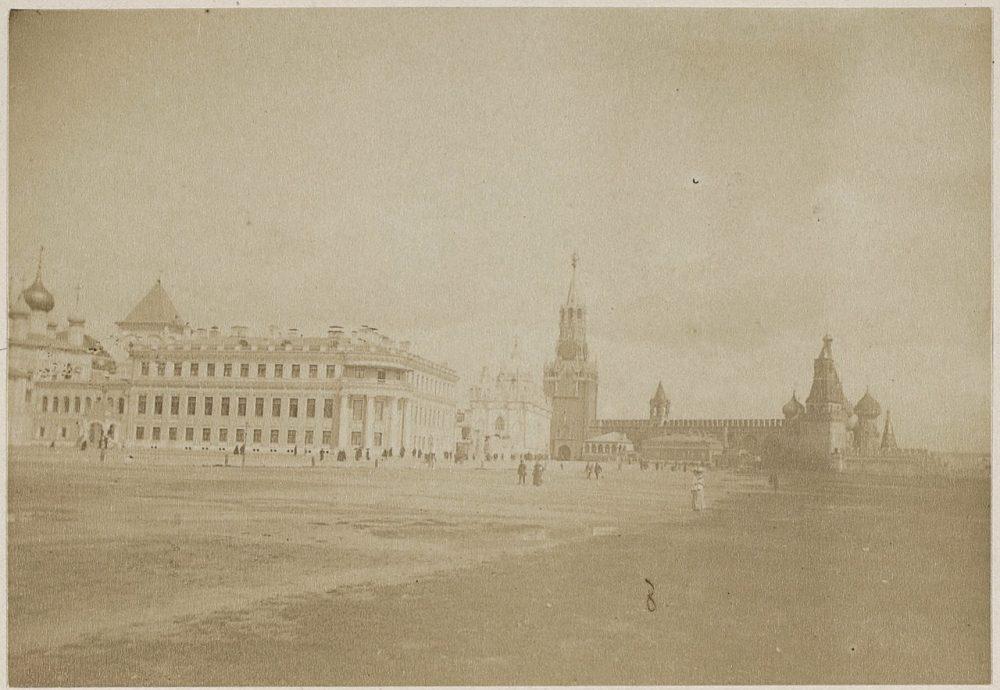 755. Кремль. Царская (Ивановская) площадь