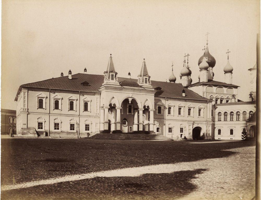 168. Кремль. Чудов монастырь