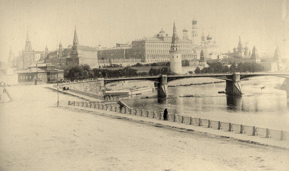 132. Вид на Кремль