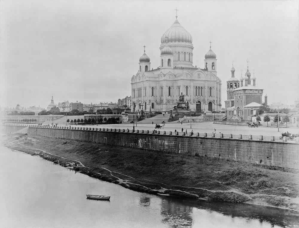 286. Храм Христа Спасителя. 1912