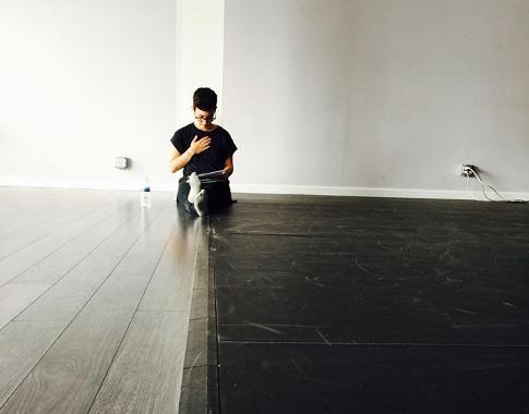 Приветственная лекция: хореограф Йел Палумпис (Нью-Йорк, США)
