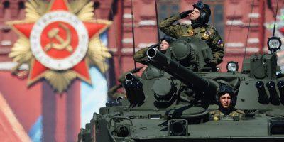 Парад Победы 9 мая 2017 в Москве