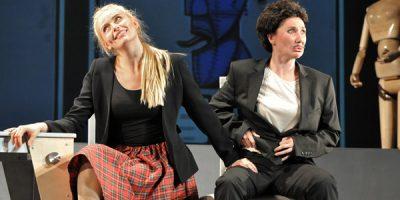 Спектакль «Хаос. Женщины на грани нервного срыва» в Театре киноактера