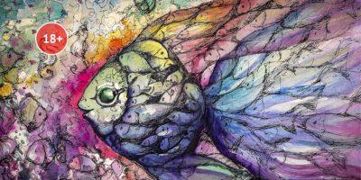 Арт-вечеринка Artistnight: «Золотая рыбка» со скидкой 56%