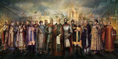 Автобусная экскурсия «Рюриковичи. История и правление династии»