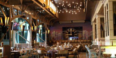 Все блюда меню и напитки в ресторанном комплексе «Радио Сити» со скидкой до 50%