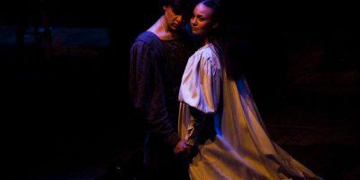Спектакль «Ромео иДжульетта» вДК имени Зуева