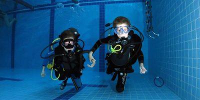 Курс PADI Scuba Diver в клубе «Морские ангелы»