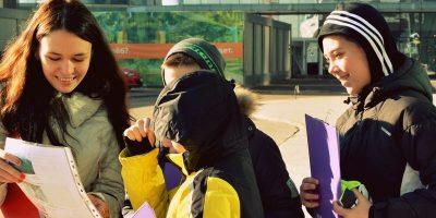 Квесты по улицам, паркам и музеям Москвы для групп до 45 человек