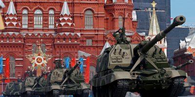 День Победы 9 мая 2017 в Москве