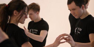 Тренинг актёрского мастерства для жизни и сцены «Общение без смущения»