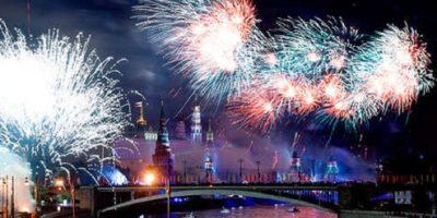 Билет на просмотр праздничного салюта в День Победы с башни «Федерация» комплекса «Москва-Сити» со скидкой до 50%