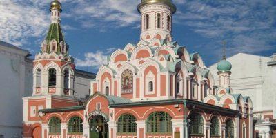 Автобусная экскурсия «Чудотворные иконы Москвы. Святые лики в наших храмах»