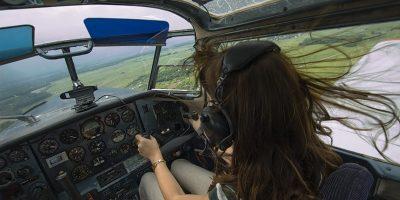 Виртуальное пилотирование в тренажерном центре FMX.Aero со скидкой до 72%