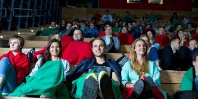 Открытие летних кинотеатров «Пионер» в парках
