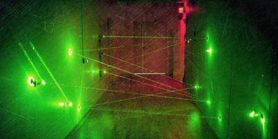 Лазертаг в клубе «Орион Перово»