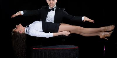 «Большое шоу иллюзий» от компании «Цирк Чудес»