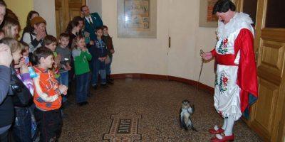 Экскурсия в музее Театра «Уголок дедушки Дурова»