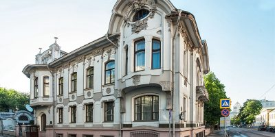 Пешеходная экскурсия «Москва послов и аристократов»