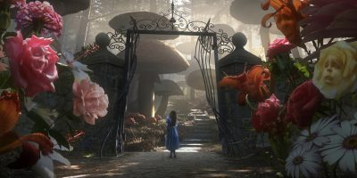 Квест «Алиса в стране кошмаров»